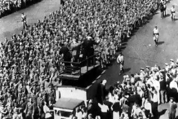 Немски военнопленници в Москва